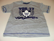 2011-12 Toronto Maple Leafs Youth XL Crest Logo T Shirt Child Kids NHL Hockey