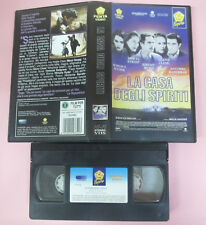 VHS film LA CASA DEGLI SPIRITI 1993 Winona Ryder Meryl Streep Close(F94) no dvd