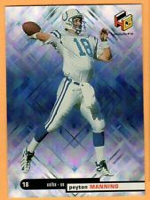 PEYTON MANNING/1999 UPPER DECK HoloGR-FX FOOTBALL CARD