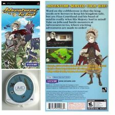 Adventures to Go (Sony PSP, 2009) Complete Used