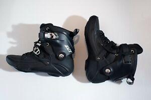 Inline skate - Schuhe - POWERSLIDE Kaze Gr. 43 - TRINITY - * fast NEU *