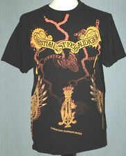 Christian Audigier Adult Large Black T-Shirt ( L Ed Hardy Designer & Designs )