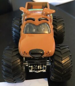 Hot Wheels Monster Jam Scooby-Doo - Rare