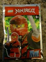 Lego Ninjago Kai Minifigure 891955 New and Sealed