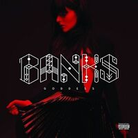 BANKS - GODDESS (DELUXE EDT.)  CD NEW+