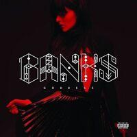BANKS - GODDESS (DELUXE EDT.)  CD NEW+