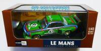 IXO 1:43_ BMW 3.5 CSL GR.5 (43) - Le Mans 1976 Quester - Peltier - Krebs.