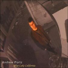 Audio CD Blue Lake California - Andrew Portz - Free Shipping