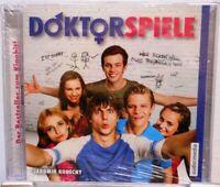 Doktorspiele + Jaromir Konecny + Hörbuch zum Kinohit auf 2 CDs + 131 Minuten +