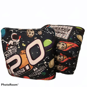 Allcornhole - Space Game Changer Steady 2.0 - ACL Pro Approved Cornhole Bags