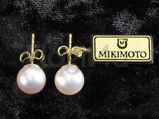 Mikimoto Pearl Fine Earrings