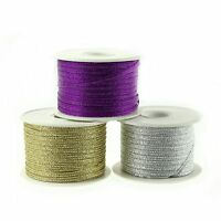Nylon Taffeta Ribbon Christmas Giftwrapping 1/8, 1/4, 3/8, 5/8, 7/8, 1-1/2-inch