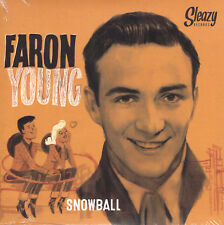 FARON YOUNG - SNOWBALL + I CAN'T DANCE + HONEY STOP + 1 (New Rockabilly EP)