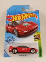 1990 Acura NSX - White | HW Exotics 6/10 | Hot Wheels 163/250