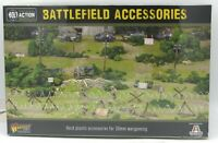 Bolt Action 402010001 Battlefield Accessories (Western Europe) WWII Terrain NIB
