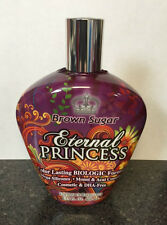 Tan Inc BROWN SUGAR ETERNAL PRINCESS W/ NATURAL BRONZERS & MAX SILICONE 13.5 oz.