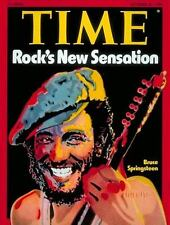 1970s Time magazine BRUCE SPRINGSTEEN replica fridge magnet - new!