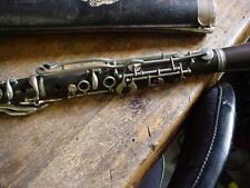 vintage Albert system clarinet  M.Dupont  France