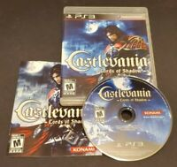 Castlevania: Lords of Shadow (Sony PlayStation 3, 2010) PS3 CIB