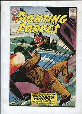 OUR FIGHTING FORCES #46 (6.0) GUNNER'S CHOICE!