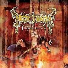"*****CD-NECROPHAGIA""HARVEST RITUAL Volume 1""-2010 Coffin Records NEU/OVP*****"