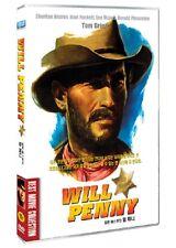 Will Penny (1967) - Charlton Heston, Joan Hackett DVD NEW