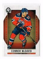 2018-19 OPC Coast To Coast Canadian Tire Connor McDavid Base Image Variation