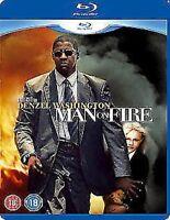 Man On Fuego Blu-Ray Nuevo Blu-Ray (2650107000)