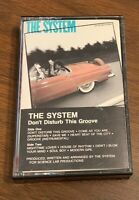 The System - Don't Disturb This Groove (Cassette tape) - EUC- free shipping