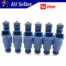 6X Fuel Injectors For Ford Falcon Fairlaine LTD BA BF XR6 Territory SX SY 4.0L