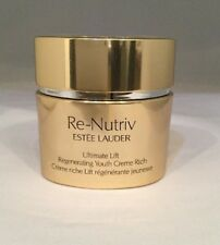 Estee Lauder Re-Nutriv Ultimate Lift Regenerating Youth Creme Rich 50ml BNWOB