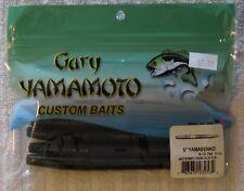 """Gary Yamamoto 5"""" Senko - Watermelon Black Flake"""