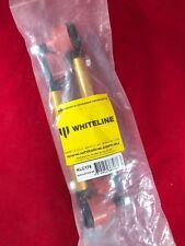 WHITELINE KLC179 ADJUSTABLE FRONT END LINK 2013+ SCION FRS / SUBARU BRZ / TOY 86