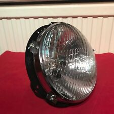 NEW OLD STOCK HEADLAMP ASSEMBLY-SEALED BEAM NO SIDELIGHT BHD BHM7196