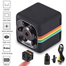 Mini Home Security Camera 720P Sensor Infrared Micro Camera SQ11 Motion Recorder