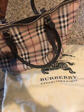 Burberry Handbag Authentic- Preowned