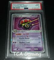 PSA 9 MINT Claydol Ex 93/108 Power Keepers HOLO RARE Pokemon Card