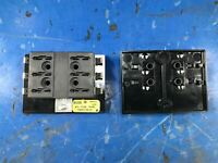 LOT OF (4) ATC Fuse Panell BUSS 15600-06-00 Camper Bus Rv Truck