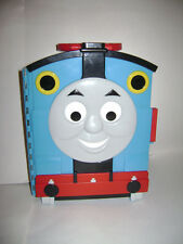 Thomas The Tank Engine Train Take Along Carrying Case Car Holder Storage Toy