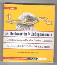 Los Tres Documentos Que Hicieron America La Declaracion de Independencia CD