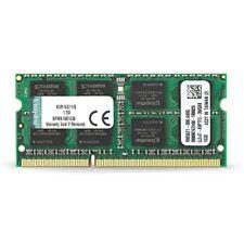 Kingston Technology ValueRAM Modulo Memoria 1600 MHz Ddr3 Non-ecc Cl11 (y8n)