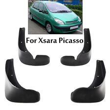 4PZ PER 01 in poi CITROEN XSARA PICASSO modellata MUD FLAP Splash Guard PARAFANGHI