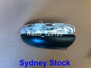 MIRROR BLINKER LIGHT FOR VW GOLF MK6 2009-2012 RIGHT DRIVER SIDE (without lamp)