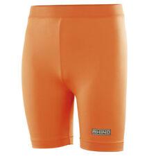 Pantaloncini arancione per bambini dai 2 ai 16 anni