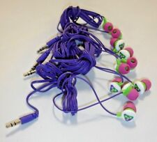 Set of 5 In-Ear 3.5mm Simple Stereo Earphone Earbuds Headset Head Phone US stock