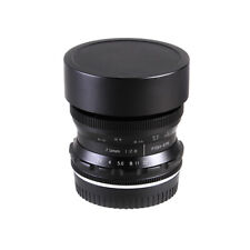 7.5mm f2.8 fisheye lens For Fuji Fujifilm FX Mount X-A1/2 X-T2 X-T10 X-E2 camera