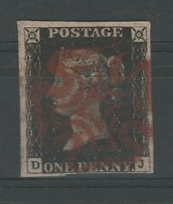 AA.101 -  Great Britain stamp,1840, Penny Black