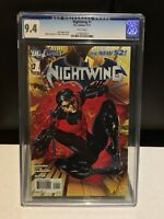 Nightwing #1 New 52 - (DC Comics) - CGC 9.4 (Near Mint) - First Print