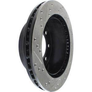 Disc Brake Rotor-Rear Disc Rear Left Stoptech 127.65078L