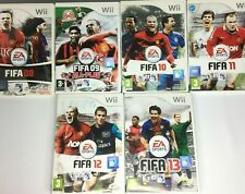 Wii - Football Games - Fifa 08/09/10/11/12/13 Next day Dispatch  *Choose a Game*